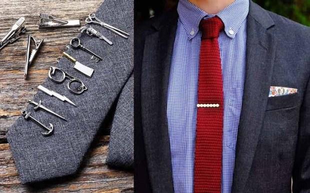 Πώς να φορέσεις σωστά το κλιπ στη γραβάτα σου!