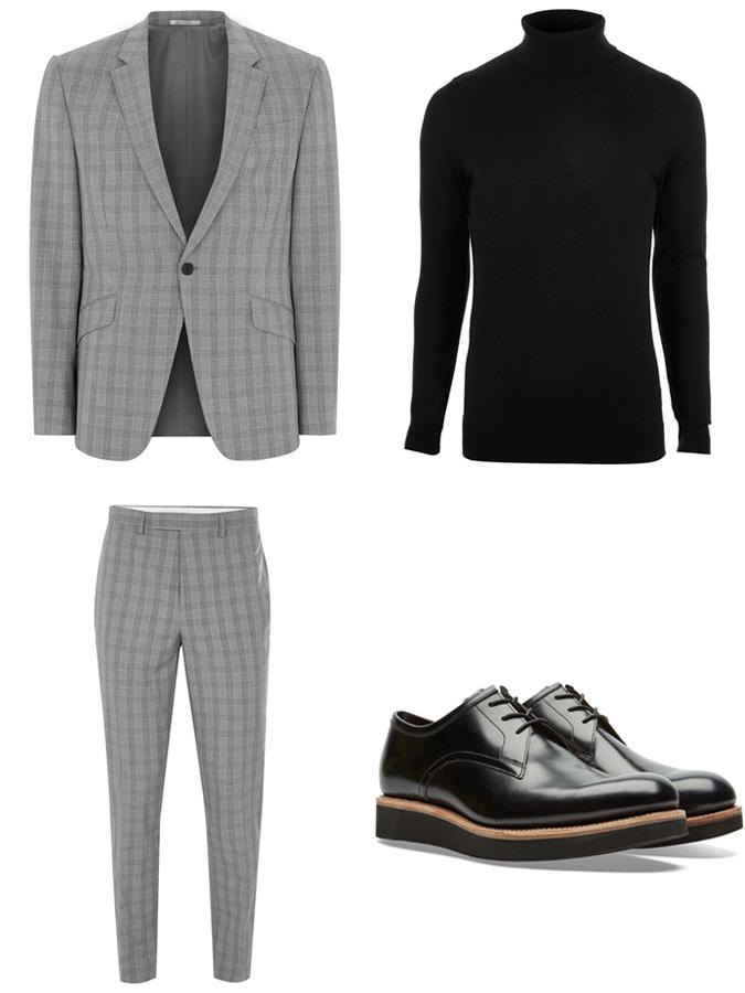 Κοστούμι και Παπούτσια