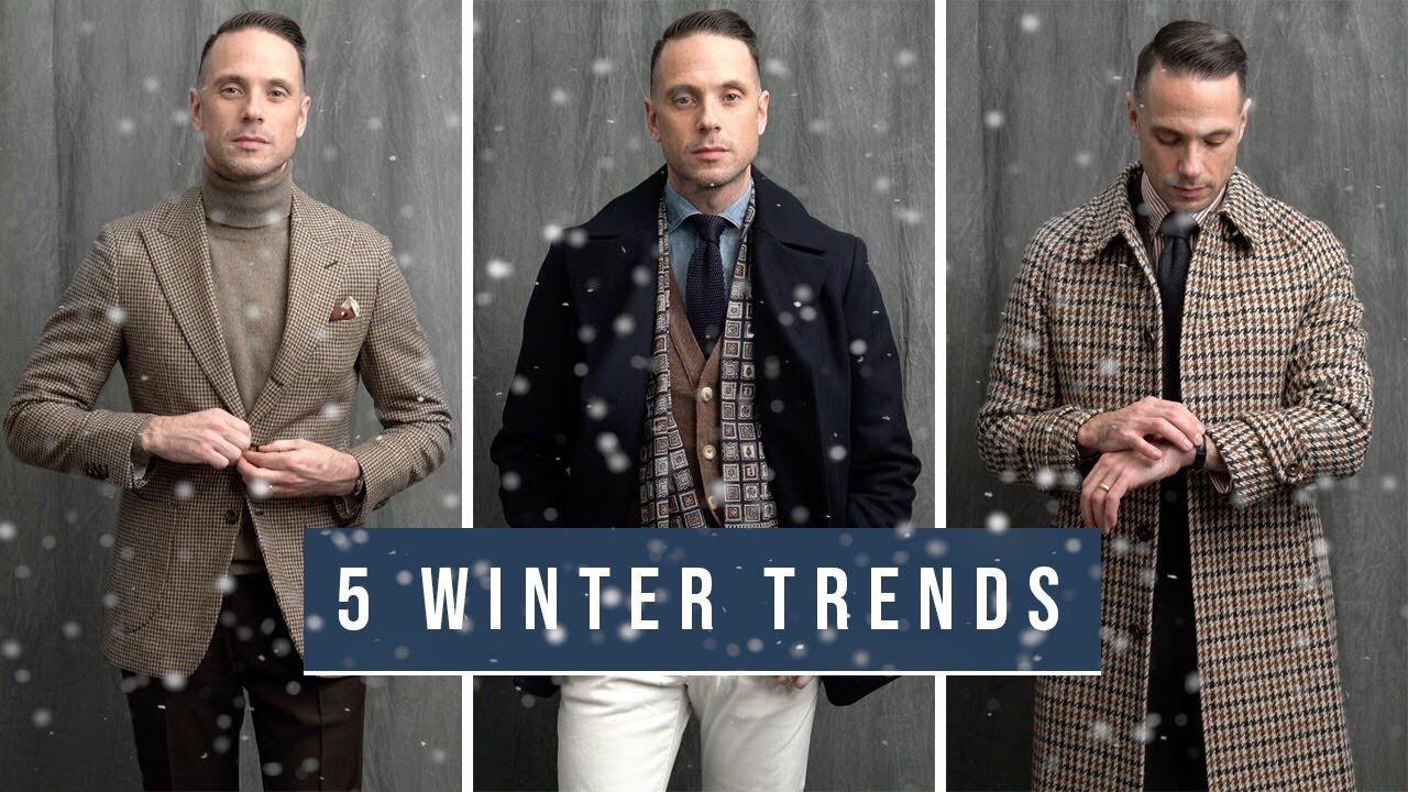 5 Απαραίτητα ανδρικά πανωφόρια για το χειμώνα!